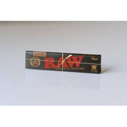 Листчета Raw Black Classic...